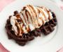 Brownie-Waffeln